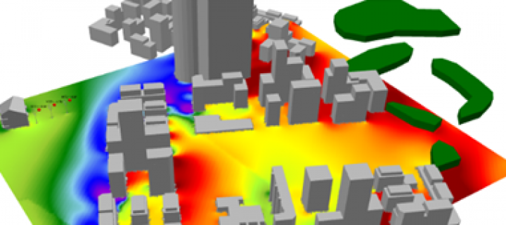 CFD urban wind computation makes great improvements